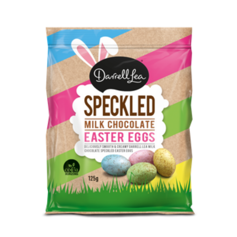 Darrell Lea Speckled Easter Eggs 125g (Limited stock)