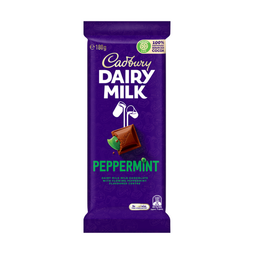 Cadbury Peppermint 180g