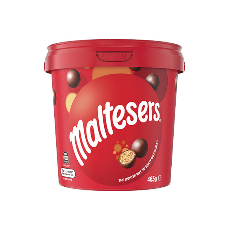 Maltesers Bucket 465g (Limited Stock)