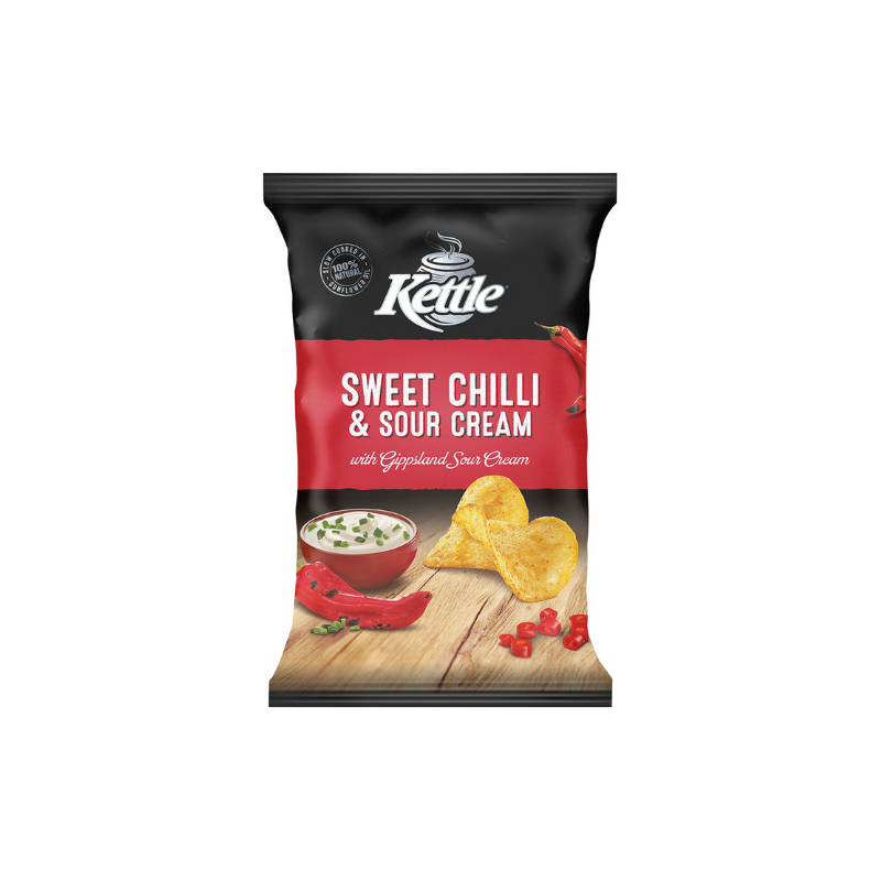 Kettle Sweet Chilli & Sour Cream 45g