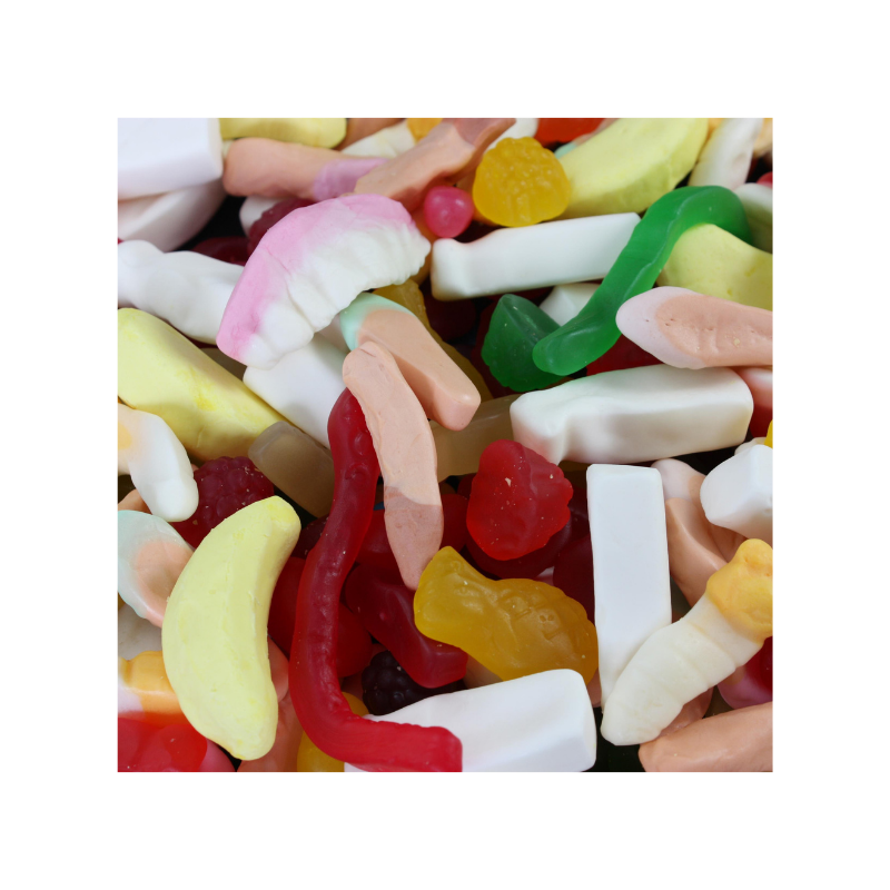 Fresha Mix Lollies 500g