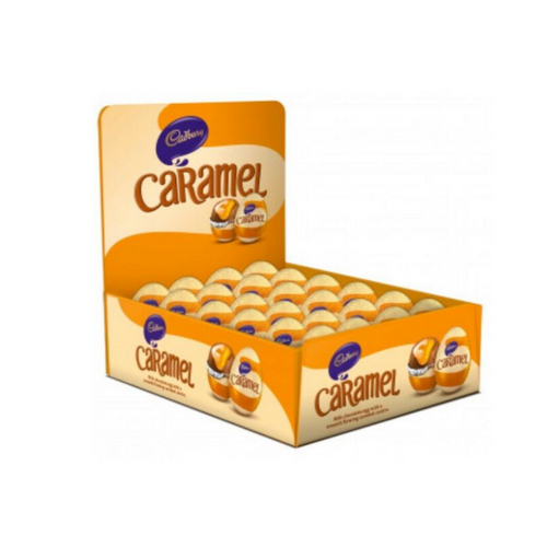 Cadbury Caramel Egg 48 x 39g (1 Box)