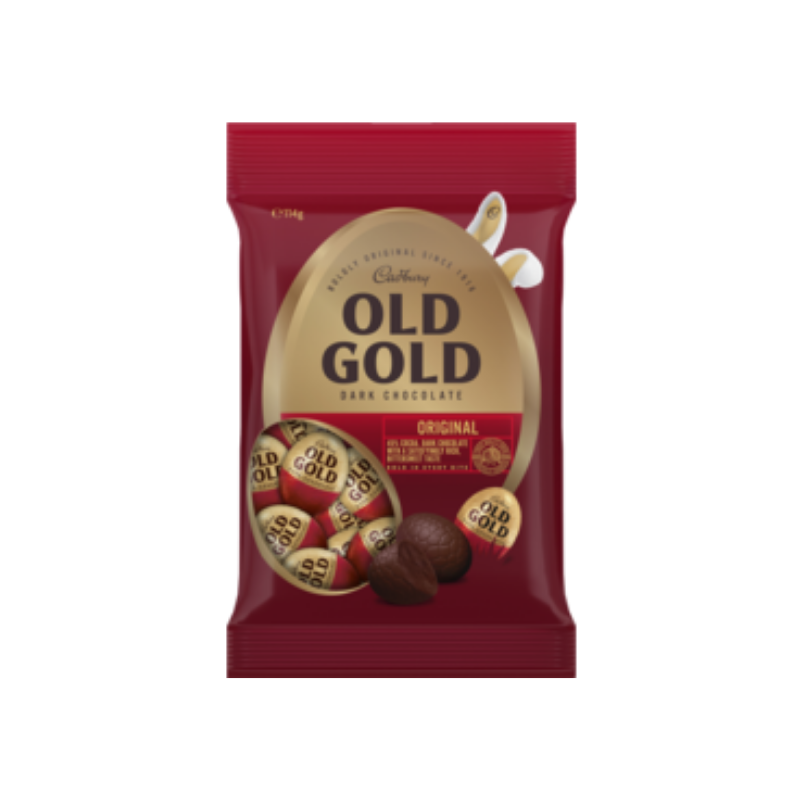 Cadbury Old Gold Easter Eggs 114g