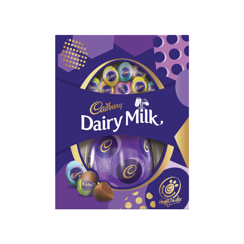 Cadbury Dairy Milk Gift Box 176g