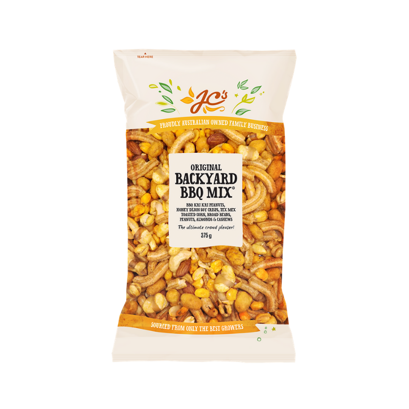 J.C's Original Backyard BBQ Mix 375g
