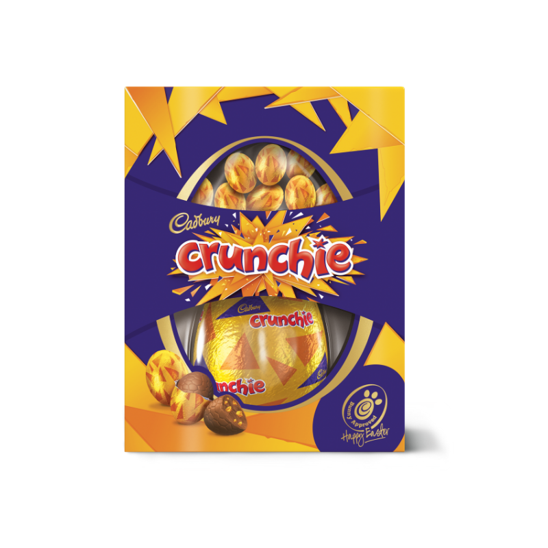 Cadbury Crunchie Gift Box 184g