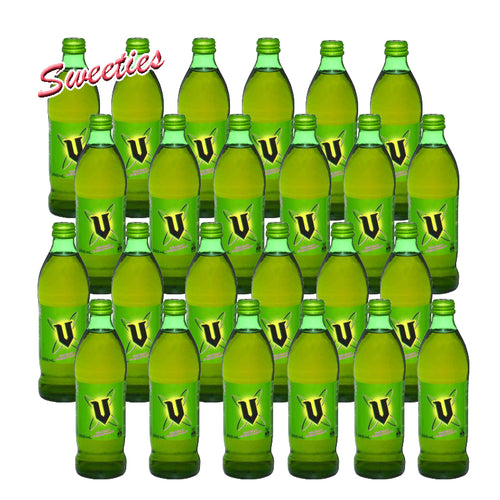 V Energy Drink Bottle 350ml