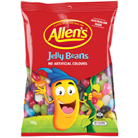 Allens Jelly Bean 190g