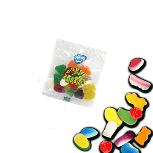 Allsep's Bag A Lollies 60g