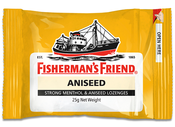Fisherman's Friend Aniseed 25g