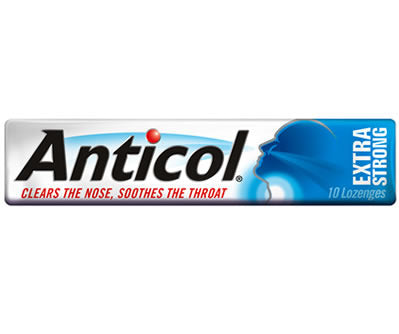 Anticol Extra Strong 10 Loz