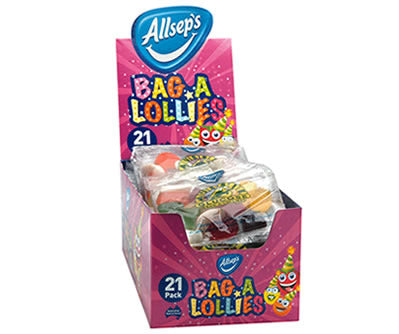 Allseps Bag A Lollies 65g
