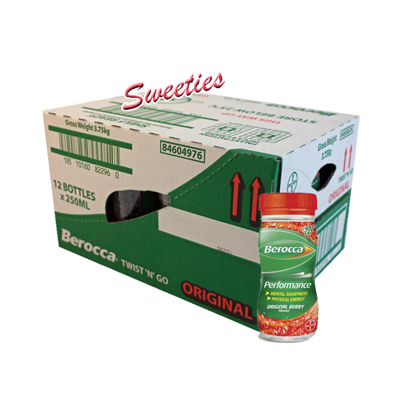Berocca Twist & Go Original 250ml