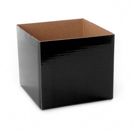 Posy Boxes Black