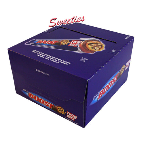 Cadbury Boost Twin Pack 77g