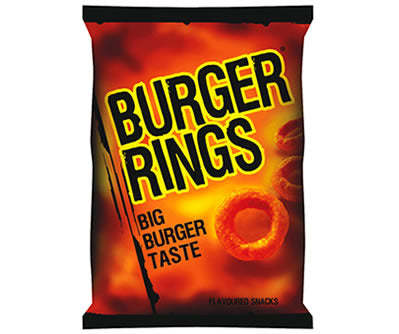 Burger Rings Original 45g