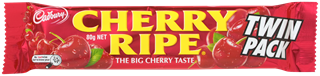 Cadbury Cherry Ripe King Size 80g