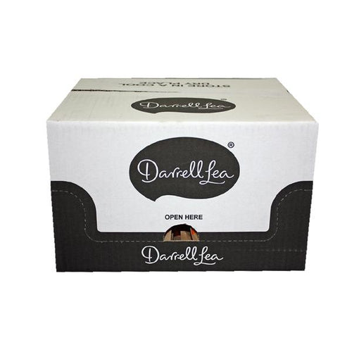 Darrell Lea Twists Dark Chocolate Liquorice 200g