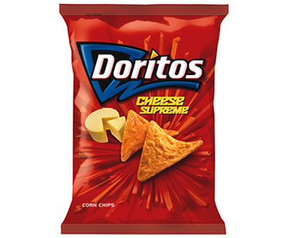 Doritos Cheese Supreme 45g