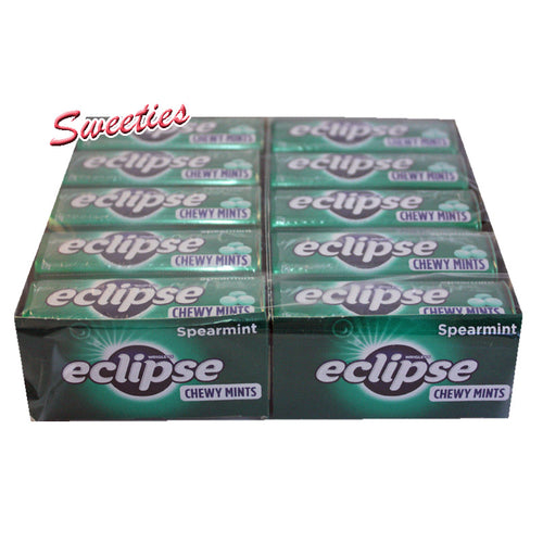 Eclipse Chewy Mints Spearmint 27g