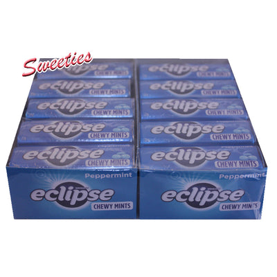Eclipse Chewy Mints Peppermint 27g