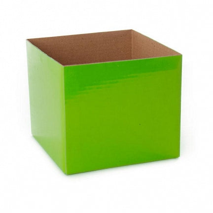 Posy Boxes Lime Green