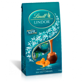 Lindor Bag Sea Salt Caramel 130g