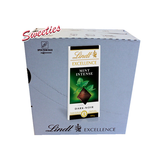Lindt Excellence Dark Mint 100g