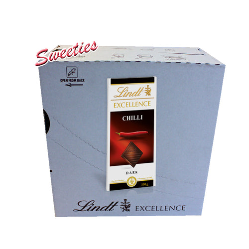 Lindt Excellence Chilli Dark 100g
