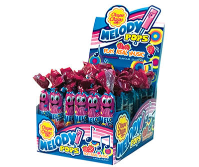 Chupa Chups Melody Pop Strawberry 15g
