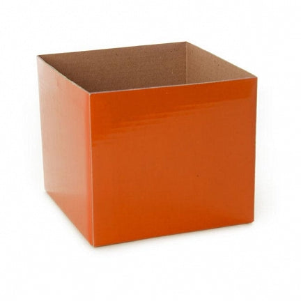 Posy Boxes Orange