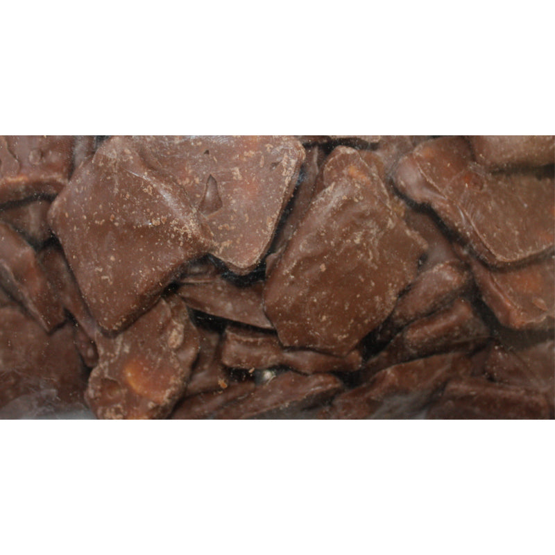 Milk Chocolate Peanut Brittle 500g