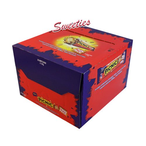 Cadbury Picnic Twin Pack 67g