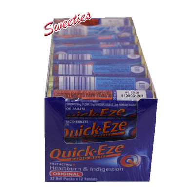 Quick-Eze Original 12 Tablets