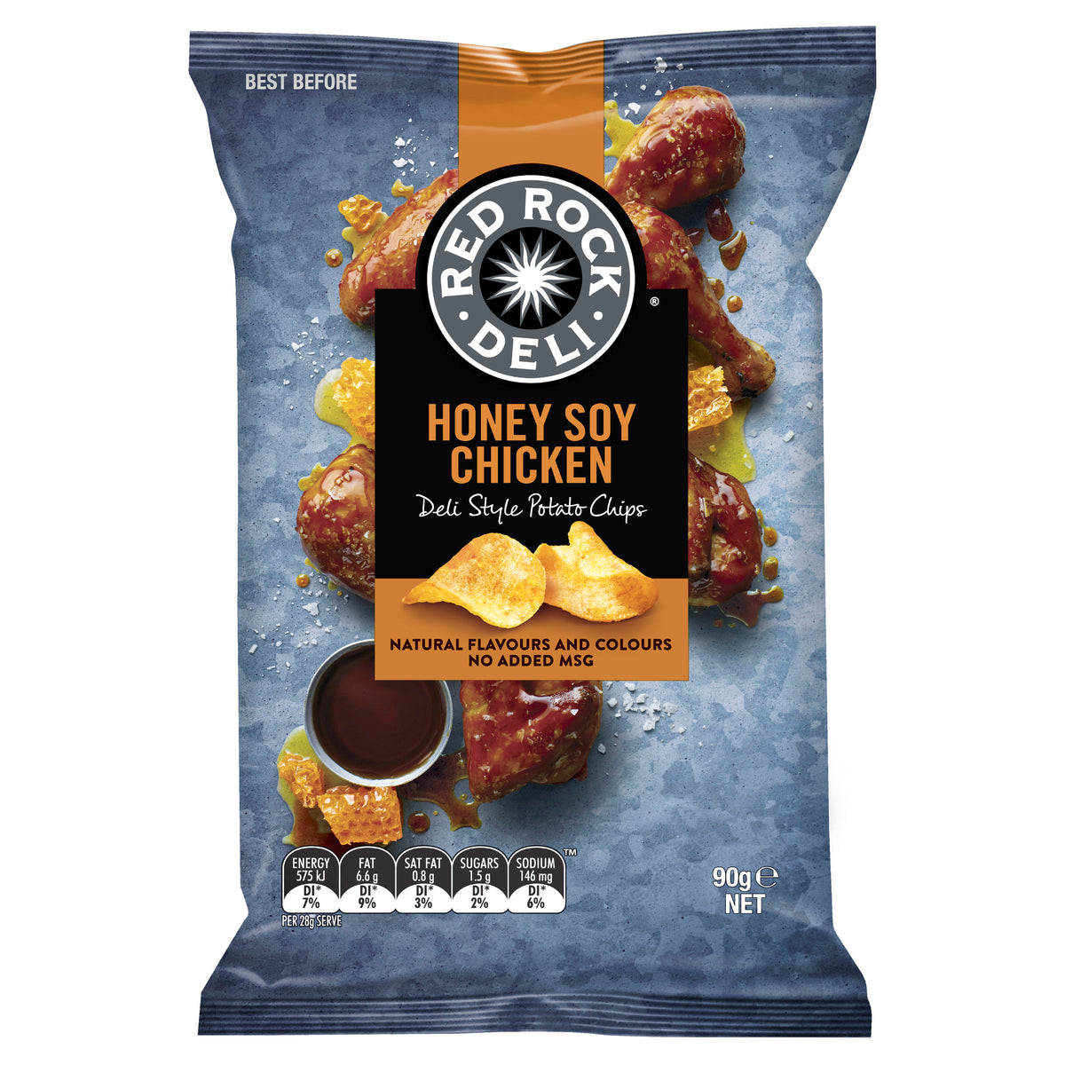 Red Rock Honey Soy Chicken 90g