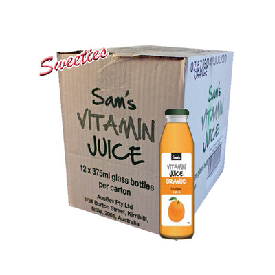 Sam's Juice - Orange 375ml