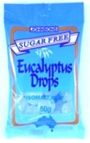 Johnsons Sugar Free Eucalyptus Bag 50g