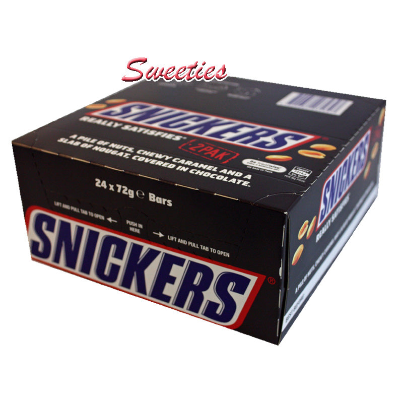 Snickers 72g