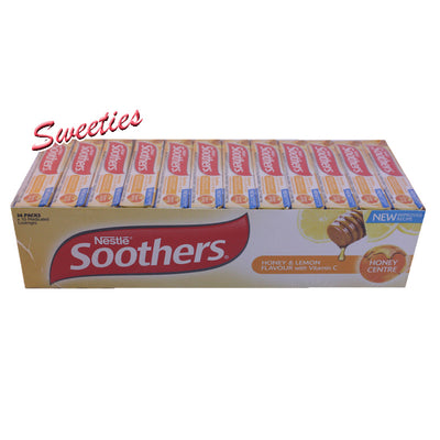 Soothers Honey & Lemon Stick 10 Loz
