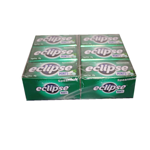 Eclipse Mints Spearmint 40g