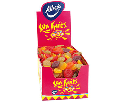 Allseps Sunfruit Faces - 285 Units