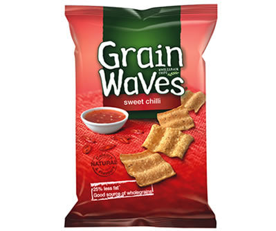 Grainwaves Sweet Chilli 170g