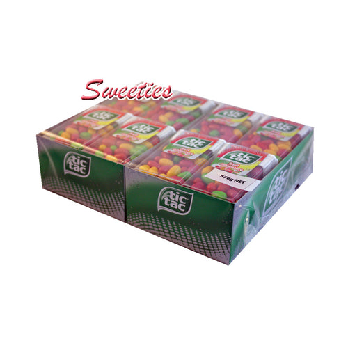 Tic Tac Fruit 24g