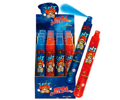 TNT Mega Sour Spray 110ml