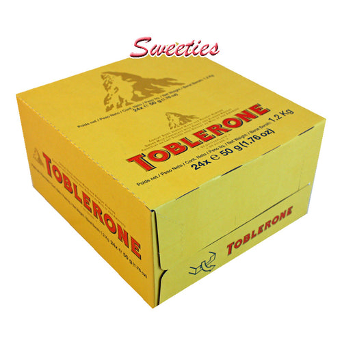 Toblerone Milk 50g
