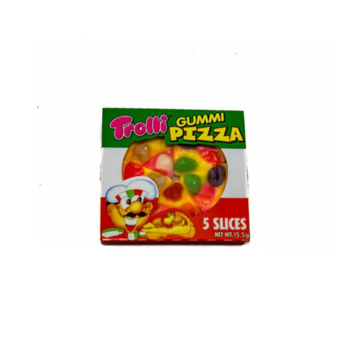 Trolli Pizza 5 Slice 15.5g