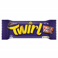 Cadbury Twirl Four Pack 58G