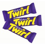 Cadbury Twirl Pieces Bulk 15g-7.5kg