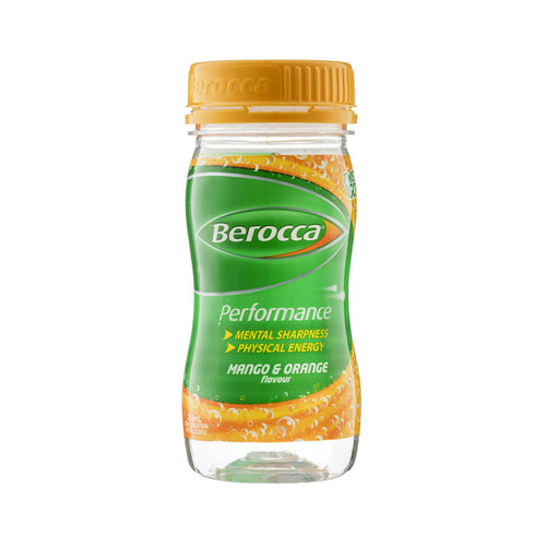 Berocca Twist & Go Orange & Mango 250ml