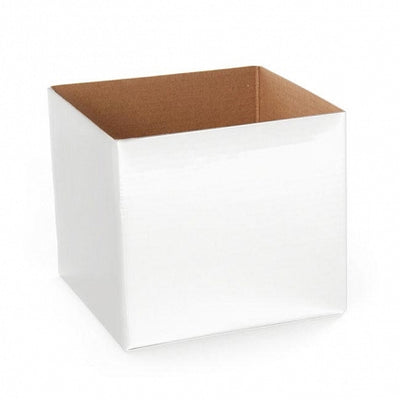 Posy Boxes  White
